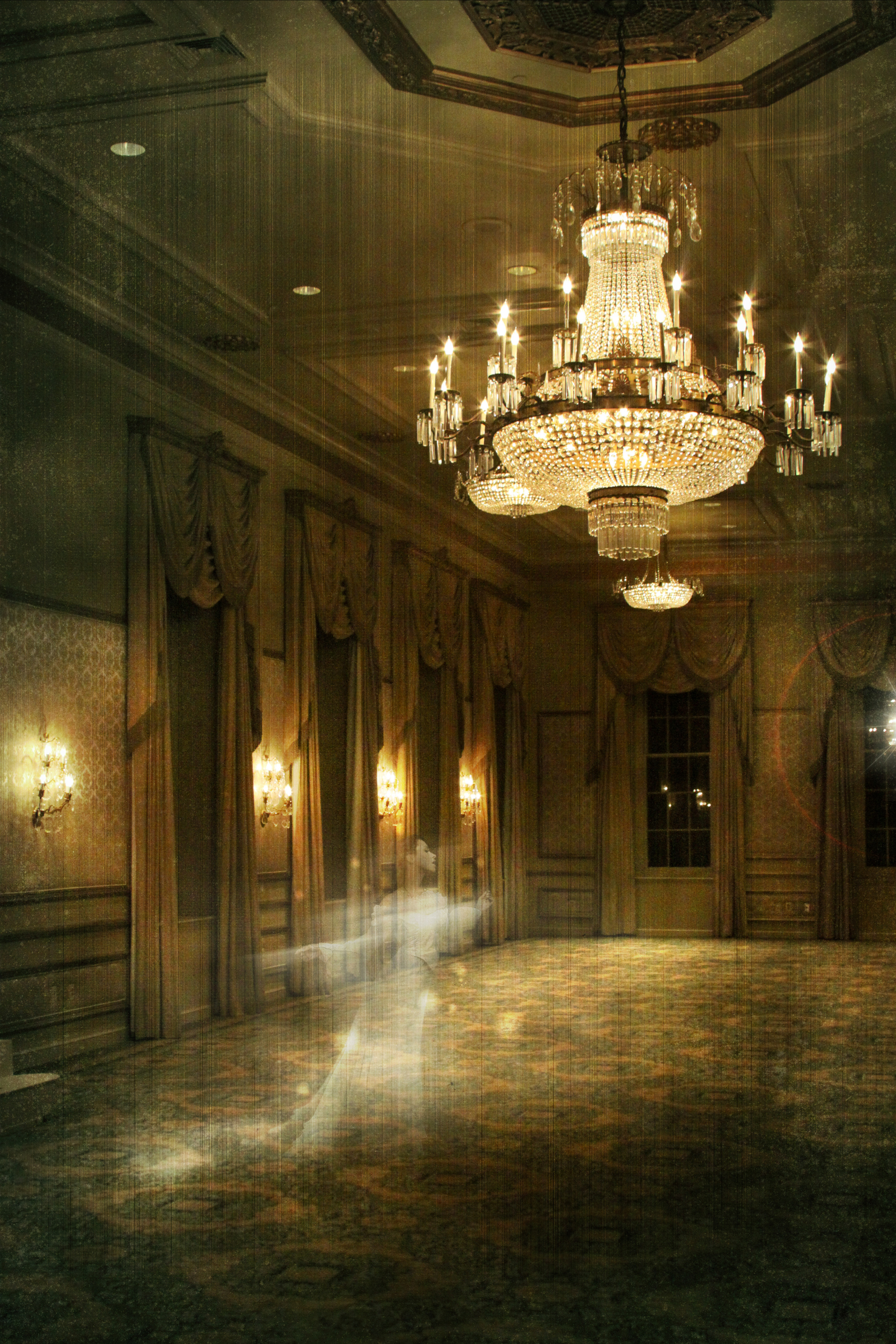 Haunted Hotel In Downtown New Orleans Bourbon Orleans Hotel